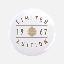 Funny 50th birthday for men Button