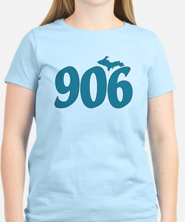 906 Yooper Blue Women's Light T-Shirt