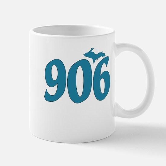 906 Yooper Blue Mug