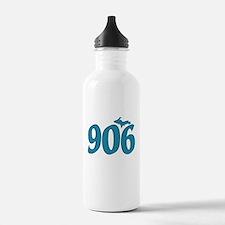 906 Yooper Blue Water Bottle