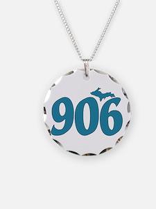 906 Yooper Blue Necklace