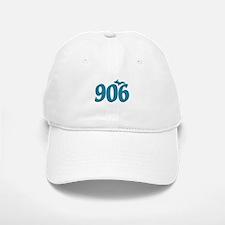 906 Yooper Blue Baseball Baseball Cap