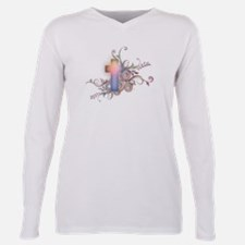 Cute Christian Plus Size Long Sleeve Tee