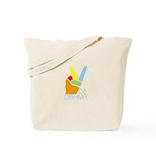 GREENTHUMB OBAMA Tote Bag