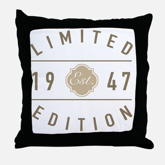 Funny Limited edition Throw Pillow