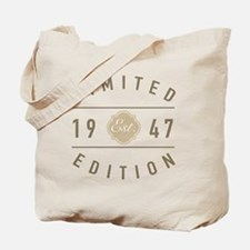 Cute 70 year old birthday Tote Bag