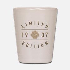 Funny 80th Shot Glass