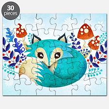 Cute Cute fox Puzzle
