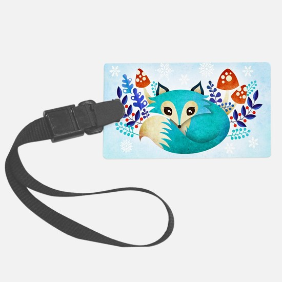Cute Large Luggage Tag