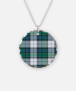 Tartan - Graham dress Necklace