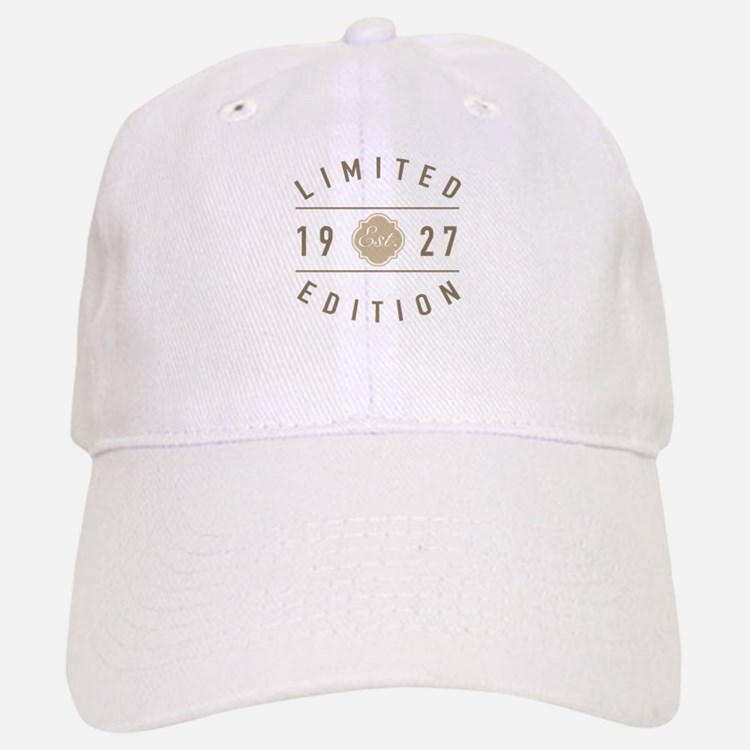 1927 Limited Edition Baseball Baseball Cap
