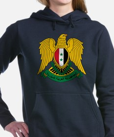 Unique Middle east Women's Hooded Sweatshirt