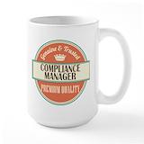 Compliance Large Mugs (15 oz)