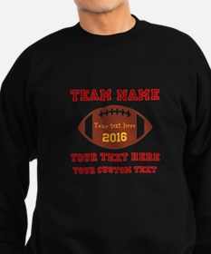 Football Personalized Sweatshirt