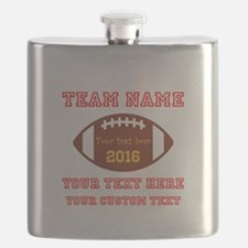 Football Personalized Flask