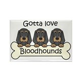 Bloodhound Magnets