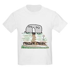 Trailer Trash Kids T-Shirt