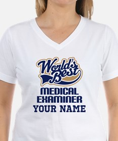 Medical Examiner Personalized Gift T-Shirt