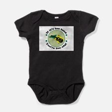 Unique Punk rock baby Baby Bodysuit