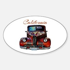 California Route 66 Truck Decal