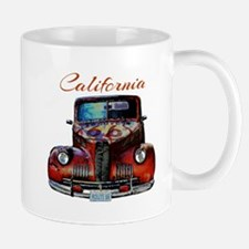 California Route 66 Truck Mugs