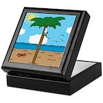 Bassoon Beach - Keepsake Box