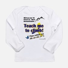 Teach me Long Sleeve T-Shirt