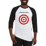 Human Crash Pad - Funny Bouldering Baseball Jersey