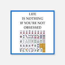 Mahjong Sticker