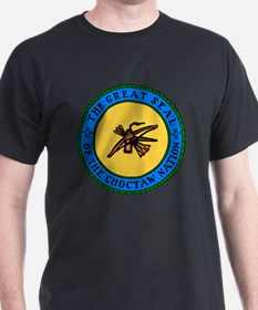 Funny Chickasaw indians T-Shirt