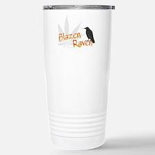 Blazin Raven Travel Mug