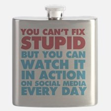 Funny Facebook is stupid Flask