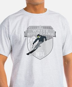 Ski White Mountains T-Shirt