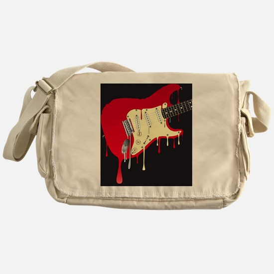Cute Rock Messenger Bag