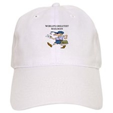 mailman gifts t-shirts Baseball Cap