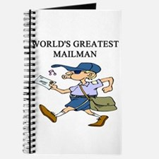 mailman gifts t-shirts Journal