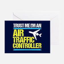 Air Traffic Controller Greeting Card