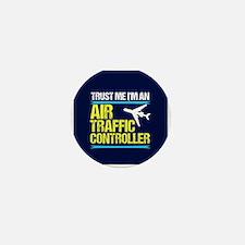 Air Traffic Controller Mini Button