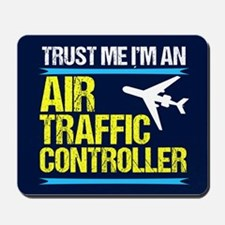 Air Traffic Controller Mousepad