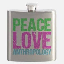 Cute Anthropology Flask
