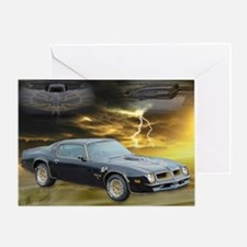 Trans Am Art 3 Greeting Card