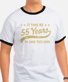 Funny 55th Birthday T-Shirt