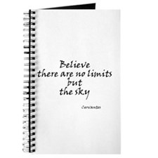 Believe there are no limits b Journal
