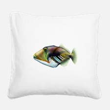 REEF Square Canvas Pillow