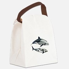 EXPLORING Canvas Lunch Bag