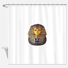 PHARAOH Shower Curtain
