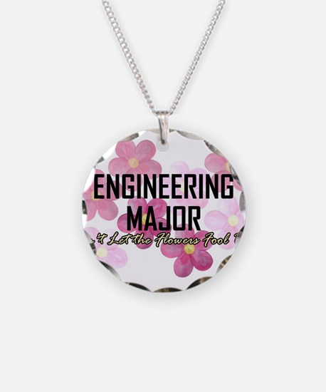 Engineer's Flower Power Necklace