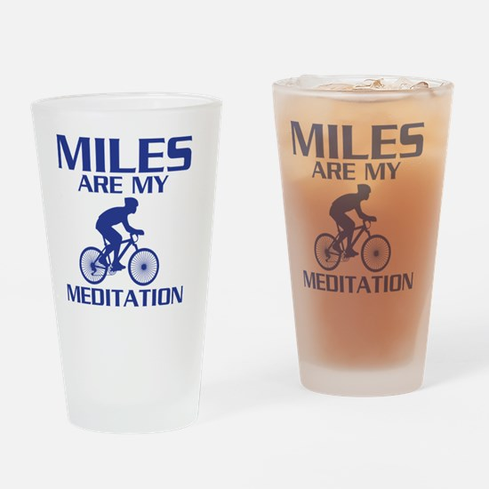 Unique Cycling Drinking Glass