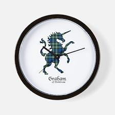 Unicorn-GrahamMontrose Wall Clock