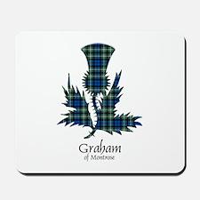 Thistle - Graham of Montrose Mousepad
